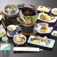 【期間限定】【現金特価】公式ホームページリニューアル記念!!1泊2食プラン