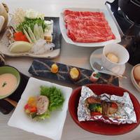 ホテル泊★A5ランク特撰飛騨牛と旬の美食【夕食】【朝食】