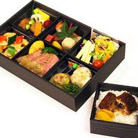 ホテル謹製:夕食弁当をお部屋で!「ホテルシェフの和洋中折衷弁当」プラン(朝食なし)