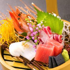"""◆瀬戸内会席◆お造り♪鯛しゃぶ♪♪""""ぷりっ&ほろっ""""食感のあら煮♪瀬戸内の旨みをこころゆくまで"""