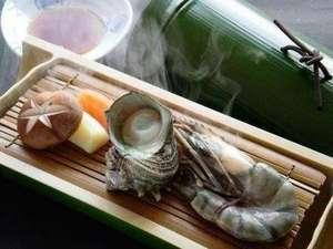 【日本ジオパーク認定】■南紀熊野ジオパーク記念プラン■「源泉蒸し」ジオフードを楽しんで!