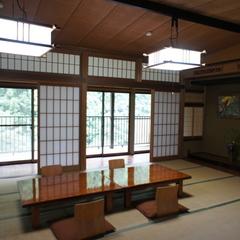 【和室17.5畳】眺望の良い大部屋★ファミリーやグループに!