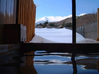 【ファミリー】【貸切風呂】宿泊すればリフト券が最安値!