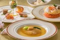 中国料理「梨杏」ふかひれコース付き 宿泊プラン