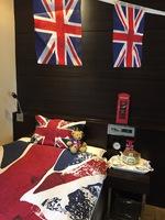 【アレンジ部屋】1部屋限定!!イングランド風ルーム!国内でイギリス気分を味わおう♪