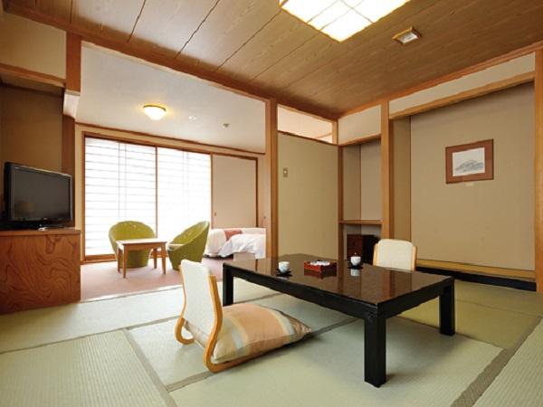 御坂館【コンフォート和洋室】和室10畳...