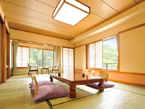 湯端館【スタンダード和室】和室12畳+...