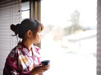一人旅歓迎の宿★【女の一人旅♪】ちょっとセレブな女の休息プラン◆フットマッサージ等8つの特典◆