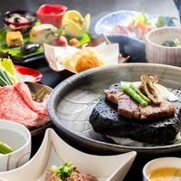 【松茸と信州牛★美味の饗宴】◆松茸料理4品◆&◆信州牛3品◆かわせみ流☆極み☆御膳プラン