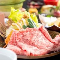 【信州牛3種】◆溶岩焼&しゃぶしゃぶ&タタキ◆〜迷ったらコレ〜 当館人気プランです♪♪♪