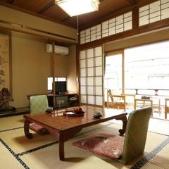 和室8畳 2階 (トイレ無し)
