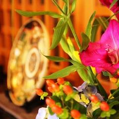 【カップル】◆お部屋食確約◆女将の手作り和会席料理と貸切風呂付-2食付