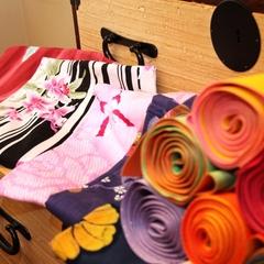 【女子旅特典】旬のお料理&貸切風呂無料(★・ω・)人(・ω・★)お気に入りの色浴衣で渋温泉を散策♪