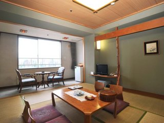 ■和室9.5畳■ 【レストラン食】