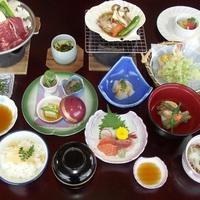 《夕朝食付》夕食はおすすめ★.* *四季の味覚膳プラン.:*・★.