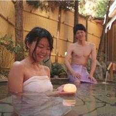 【貸切露天風呂でラブラブ♪】湯郷温泉★咲くLOVEプラン