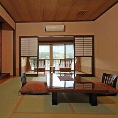 リニューアル客室または絶景パノラマ客室