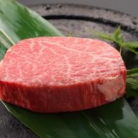 【料理長草野が選びました】A5ランク長崎和牛ヒレステーキと厳選食材の極旨グルメプラン春