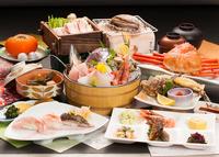 【2食付】〜料理重視〜一番人気!広々2間客室&「鮑の踊り焼き」&海鮮満載プラン〜