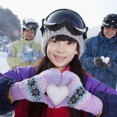 【ファミリー★お子様特典付】幼児無料&小学生半額!家族みんなでスキー旅行♪