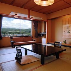 4階スタンダートルーム「あき」和室12.5畳(喫煙)