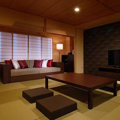 6階コンフォートルーム「はる」40平米(禁煙)