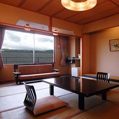 3階エコノミールーム「ふゆ」和室12.5畳(喫煙)