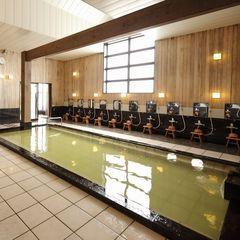 【早得20☆素泊まり☆ポイント2倍】『にごり湯』の天然温泉大浴場あり♪ご予定がお決まりならこのプラン