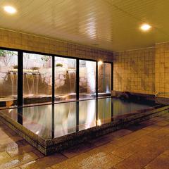 【基本プラン☆素泊まり☆ポイント2倍】自家源泉『にごり湯』の天然温泉♪名古屋にも栄にも近いです♪
