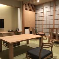 【禁煙】モダン和室10畳!トイレ・シャワー付(34平米)