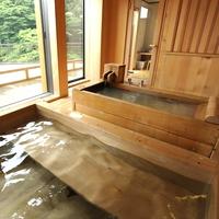 【別館さくら】源泉かけ流し寝湯&檜風呂の半露天付メゾネット