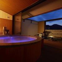【平日限定】山水亭 露天風呂付客室にアップグレードプラン♪
