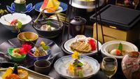 【冬春旅セール】【さき楽】メイン料理は赤城牛ステーキの<贅沢膳>