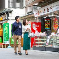 【宮島街めぐり】食べ歩きやカフェ巡り、お土産購入も♪特別クーポンで宮島観光をお得に満喫!
