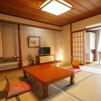 【太平館】和室12畳−大浴場・フロントから遠い旧館(禁煙)
