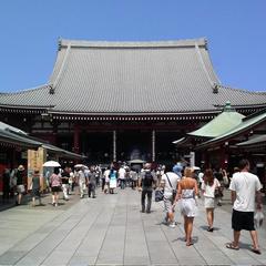 【ファイナルサマーバーゲン】夏の浅草巡りプラン(朝食付き)