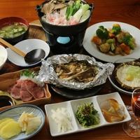 【リーズナブル】女将特製 上州麦豚のピリ辛味噌鍋&片品産 舞茸。手作り料理に満足♪1泊2食付