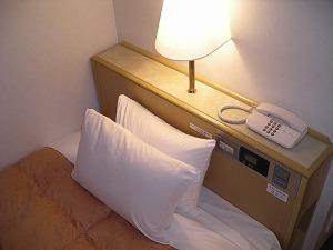 □セミダブル130cm幅ベッド/禁煙□朝食バイキング無料♪