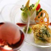 【フラノフレンチ×4種ワインのペアリングプラン】富良野の旬が彩るコース料理を4種のワインとご一緒に