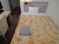シングルルームBタイプ ベッド幅130Cm【喫煙】