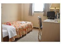 シングルルーム Aタイプ ベッド幅100cm【喫煙】