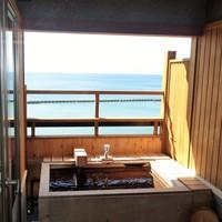 【露天風呂付き客室】アワビ&金目鯛一匹付きプラン♪