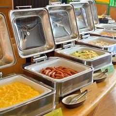 【早割14 朝食付プラン】 14日前迄の予約がお得♪ 美味しい朝食ビッフェ付