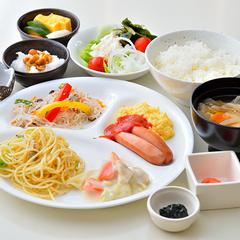 【楽天ポイント10倍付】ポイントゲッター応援 【美味しい朝食ビッフェ付】
