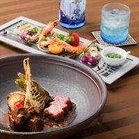 『沖縄県民限定』久米島の食材を使用した朝夕食付きプラン