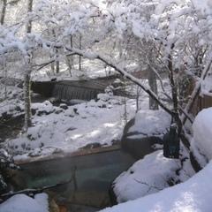 【冬のぎふ旅】福地温泉のくとまり入湯手形付♪囲炉裏を囲んで飛騨牛・川魚など☆ぎふ旅プレミアム