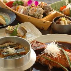 【冬春旅セール】【夕食付朝食無し】金目鯛の煮付けコース☆朝食なしの朝寝坊コース♪