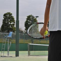 【テニスコート半日無料!】高原でさわやかスポーツ☆選べる夕食★