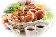 朝食付きプラン【和洋バイキング】