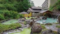 【スタンダードプラン】4つの源泉で異なる色と泉質の温泉を楽しむ♪<朝食付き>